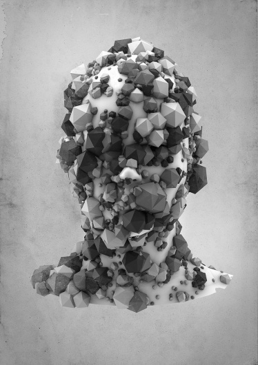 tumblr_m0wje7C2qD1r6ma2vo1_1280.jpg (905×1280) #bust #illustration #head #blackwhite