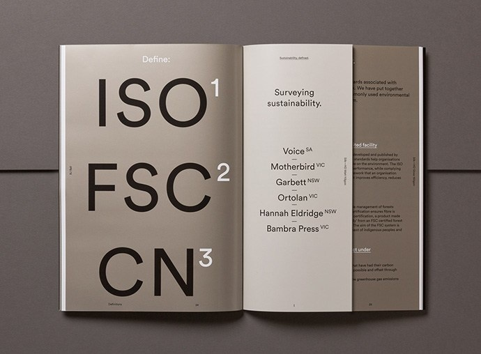 Hofstede Design, editorial, cover, layout