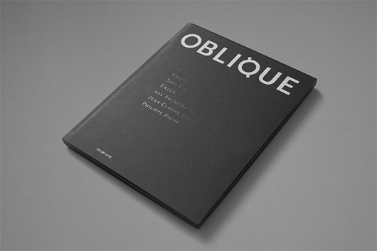 OBLIQUE on the Behance Network #print