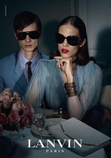 Merde! - Fashion photography sunshiiinemode: Lanvin... #fashion #photography