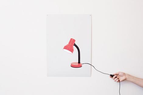 Оригинальные плакаты Финна Маги #lamp