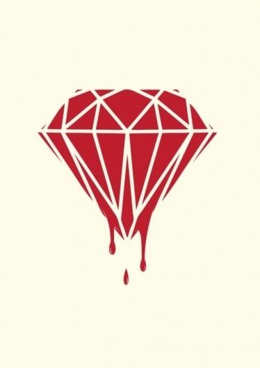 art life #heart #illustration #vector #diamond