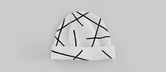 kyle poff - Krop Creative Database #design #hat #apparel #beanie