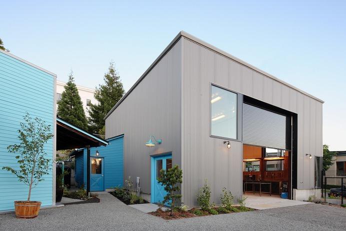 Rainier Annex Studios   Leibal