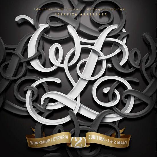letraria #lettering #design #font #poster