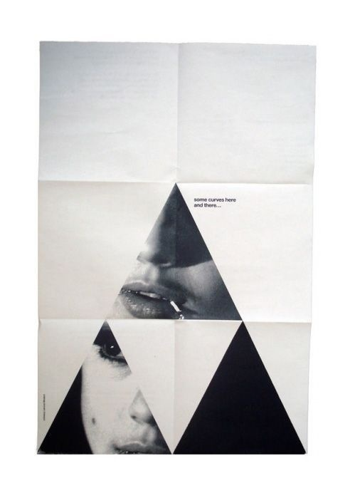 triangle grid #smoke #design #shapes #cigarettes #grid #sheet #graphics #blackandwhite #paper #traingles