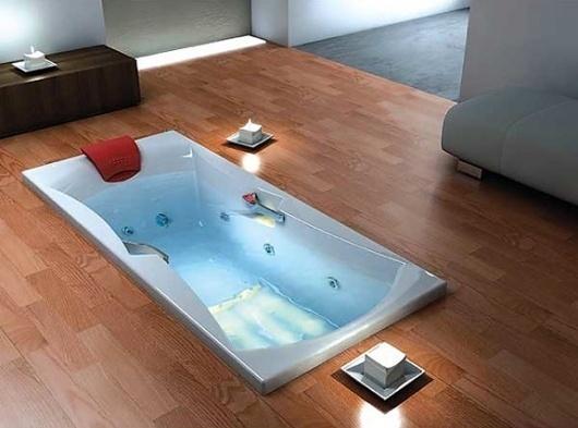 Onestep Creative #infoor #bathtub #minimal #modern