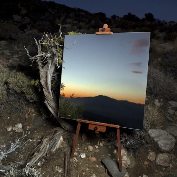 discovering design #inspiration #painting #landscape