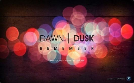blog « matmacquarrie.ca #dawn #dusk #hoang #francois #aoiro #studio #poster