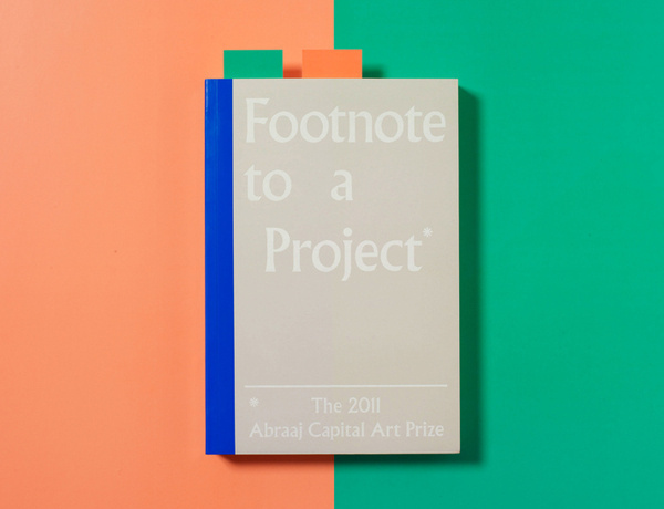 Footnote to a Project*   OK RM #design #graphic