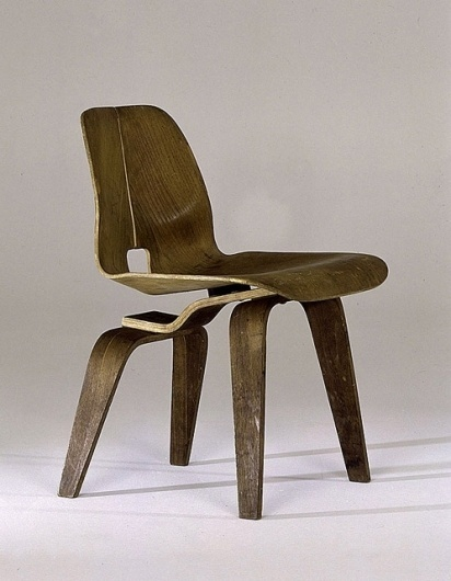 pillebo | lounge chair prototype byray & charles eames... #chair #ray #wood #furniture #prototype #lounge #charles #eames