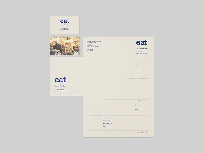 We are Rifle. #visual #branding #eat #identity #typography
