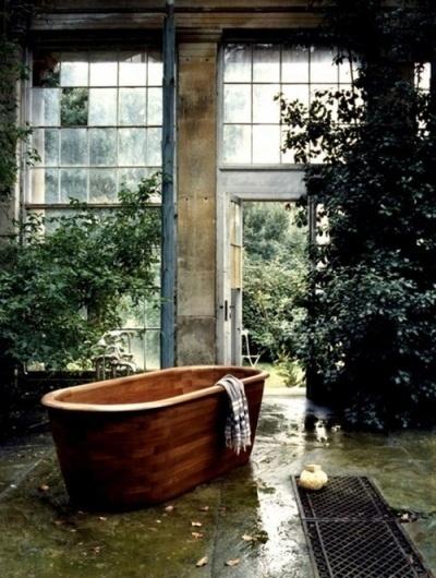 mossière #interior #garden #industrial