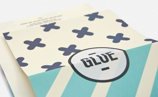 Glue | New Grids #design #graphic