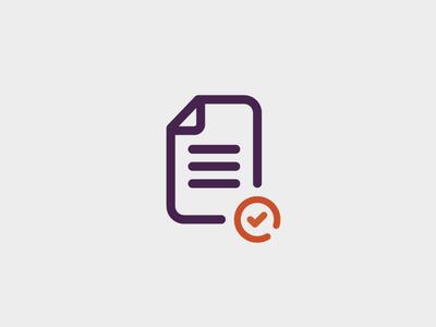 Docs icon #file #iconset #icon #tsanev #complete #check #sofia #bulgaria #document #doc