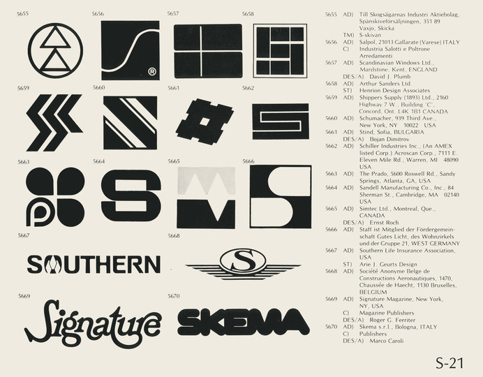 Flickr Photo Download: S-21 #logo