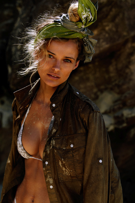 Edita Vilkeviciute by Gilles Bensimon for Vogue Paris #model #girl #photography #portrait #fashion