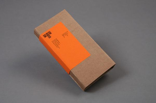 Because Studio — Design #id #orange #black #system #envelope