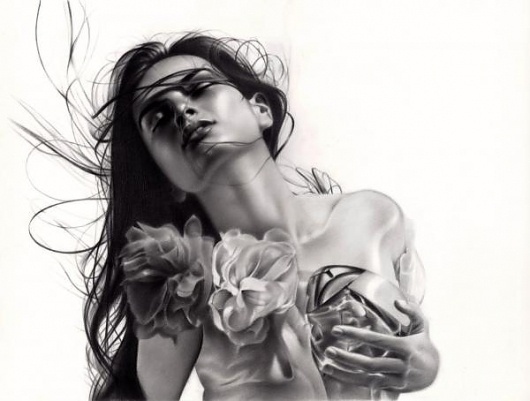 Pencil Portraits by Sarkis Sarkissian   Cuded #portraits #pencil #sarkis #sarkissian