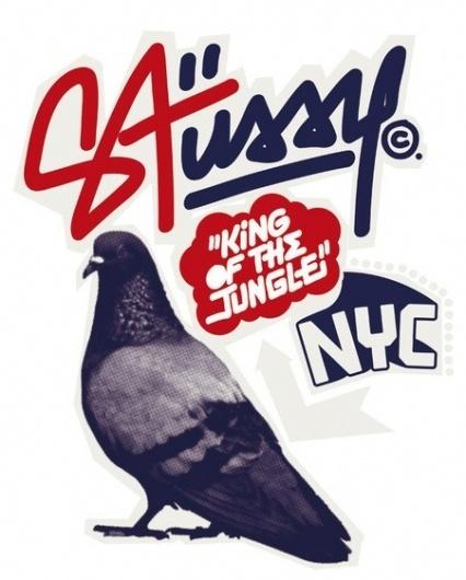MAD FUTURE #nyc #stussy #bird
