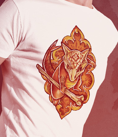 Marowak Pokemon T-Shirt