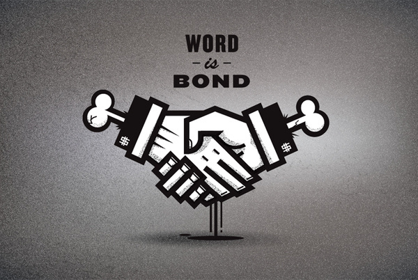 RULES OF ENGAGEMENT Nick Agin #handsm #illustration #bond