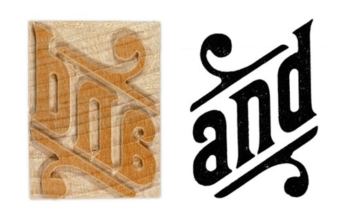 Google Reader (854) #woodtype #letterpress #and