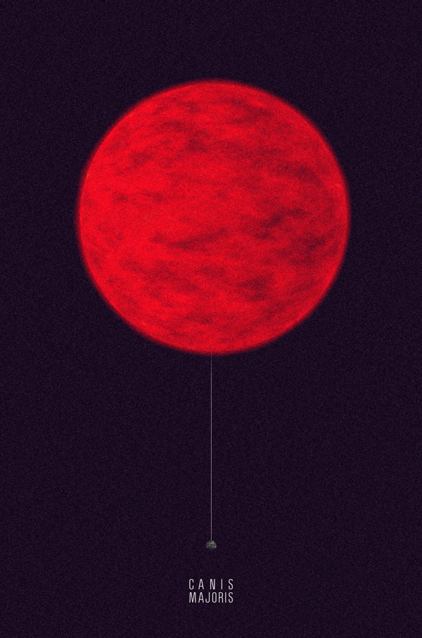C A N I S M A J O R I S #sun #planet #space