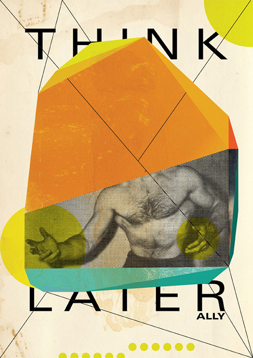 Posters Aaron Craig #print #collage #poster