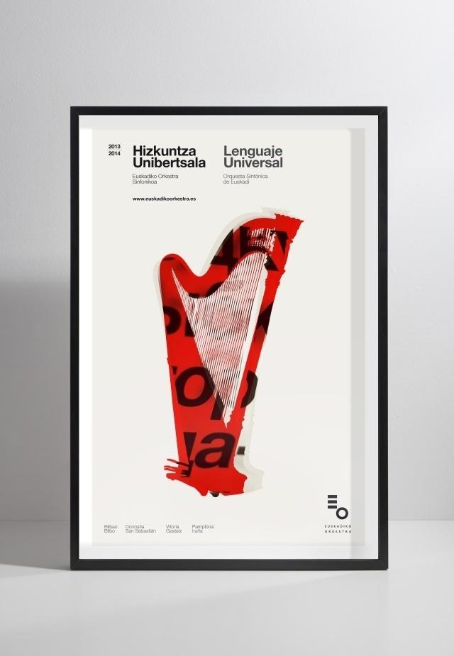 Husmee - Studio Graphique!  Orquesta Sinfónica de Euskadi
