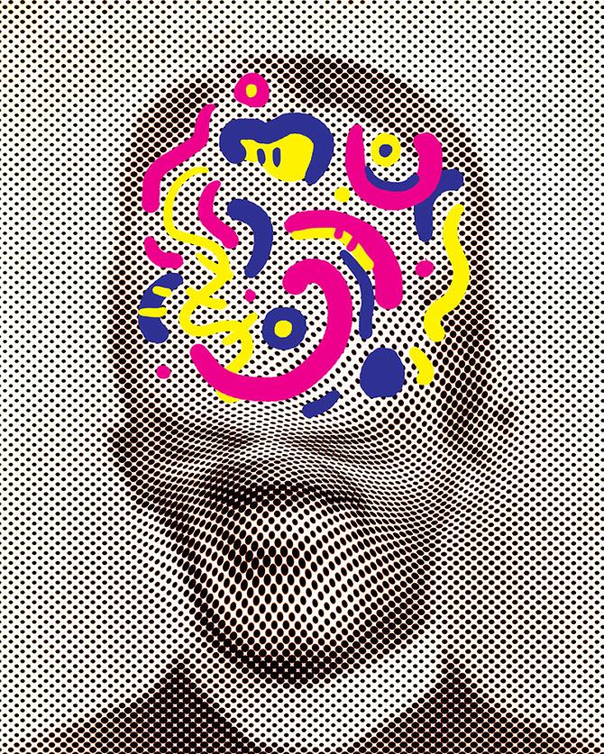 design, illustration, poster, eddie bong