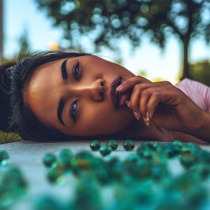 Moody Lifestyle Portrait Photography by Jonas David