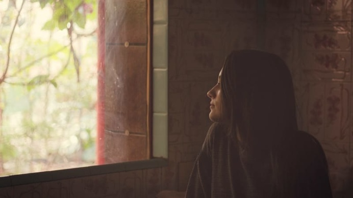 #girl #window #cozy