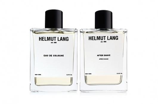 Helmut Lang Parfum #packaging