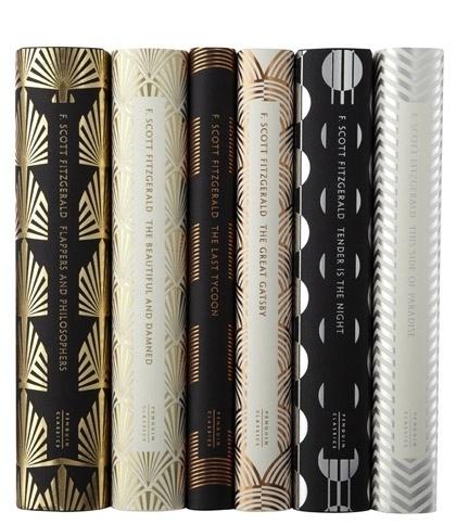 F. Scott Fitzgerald : CB-SMITH #pattern #design #books #scott #fitzgerald #typography