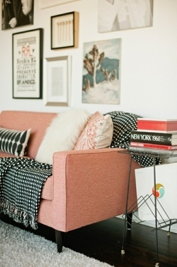 Merde! - Interior design (Color scheme,... #interiors