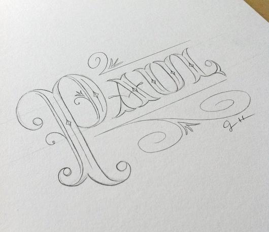 Jessica Hische #lettering #hische
