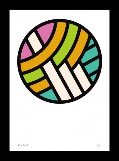 Google Reader (48) #rob #lowe #lines #color #poster #circle #colour