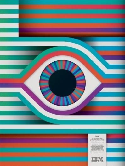 Design Envy · IBM THINK Exhibit: Carl DeTorres