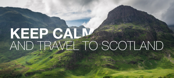 Keep calm and travel to Scotland. #miroslav #calm #keep #scotland #rajkovic