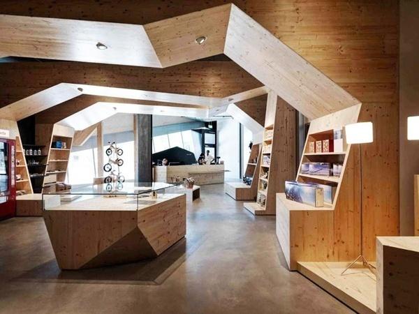 Umwelt Arena, Renxc3xa9 Schmid, LTVs, Lancia TrendVisions #architecture