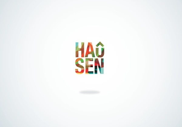 Hausen #logotype #branding #brand #identity #logo #ecuador