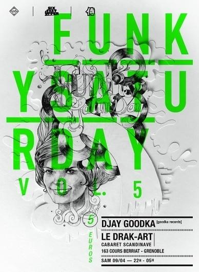 SUPERSUPER. #funky #saturday #records #goodka
