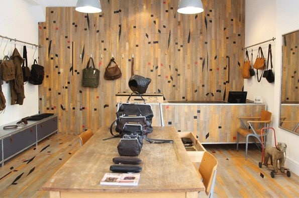 Ally Capellino West - hipshops in London #wood #pattern #retail