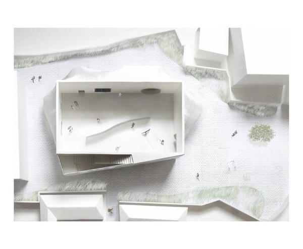 Rendering #model #architecture