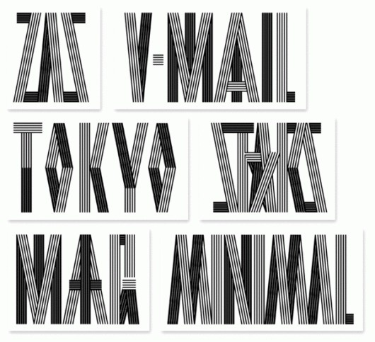 V Magazine on the Behance Network #type #typography