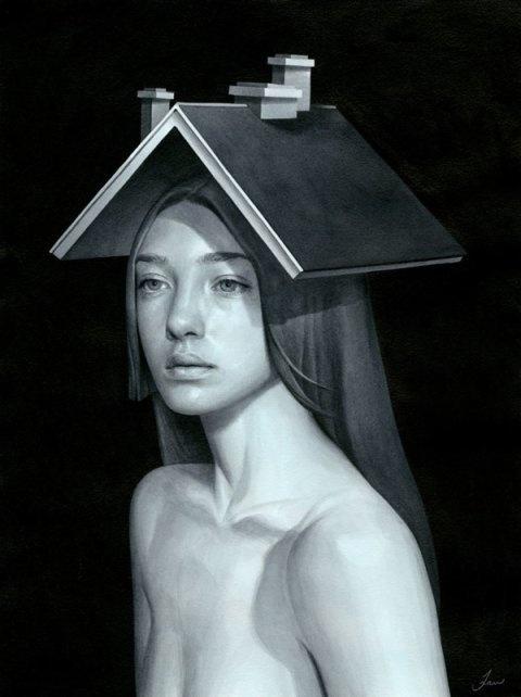 Tran Nguyen   PICDIT #art #painting