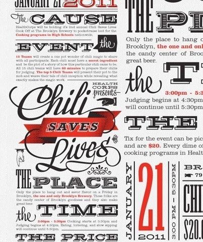 FFFFOUND! #red #retro #black #poster #vernacular #typography