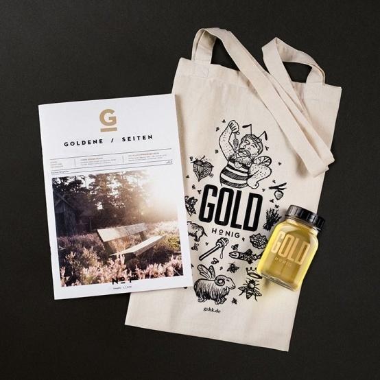 Honig - Goldene Zeiten