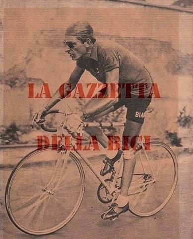 FFFFOUND! | La Gazzetta Della Bici #bicycle #vintage #poster #typography